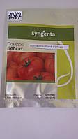 Насіння томату Бобкат F1 (Syngenta) 1 000 насінин — середньо-ранній (60-65 днів), червоний, детермінантний, круглий