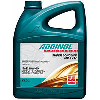Моторное масло ADDINOL 10W40 MD1047 SUPER LONGLIFE 5l