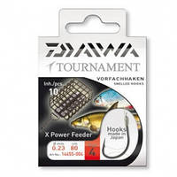 Готовый поводок  Daiwa Feeder- HACZYK TOURNAMENT