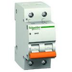 Автоматический выключатель ВА63 1П+Н 50A С, Schneider Electric 11218