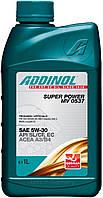 Моторное масло ADDINOL 5W30 SUPER POWER 1l