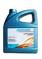 Моторное масло ADDINOL 5W30 SUPER POWER 5l