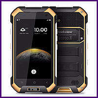 Защищенный смартфон IP68 Blackview BV6000 3/32 GB (ORANGE). Гарантия в Украине!