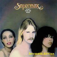 Музыкальный сд диск SUPERMAX Don't stop the music (1977) (audio cd)
