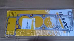 Прокладка ГБЦ Газель,Волга дв. 405 метал с герметиком (пр-во INA-FOR)