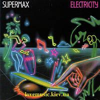 Музичний сд диск SUPERMAX Electricity (1983) (audio cd)