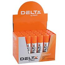 Клей карандаш 15гр  ПВА Delta 7132