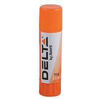 Клей карандаш 15 грамм  ПВА Delta 7132