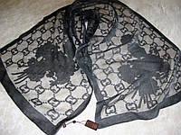 Шарф Gucci шёлковый