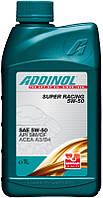 Моторное масло ADDINOL 5W50 SUPER RACING 1l