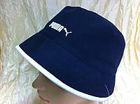 Мужская спортивная панама синего цвета , фото 1