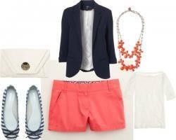 Модные цвета обуви и одежды весна - лето 2014 г.