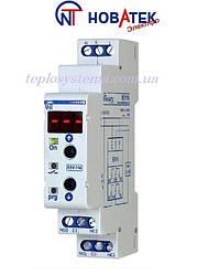 Реле времени REV-114  с дисплеем Новатек-Электро