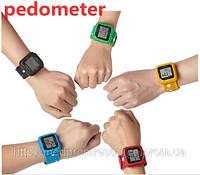 3D Профессиональный шагомер- наручные часы  PDM-2610 +USB  KYTO
