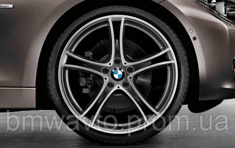 Комплект литых дисков BMW Double Spoke 361