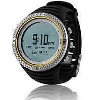 Часы спортивные FoxGuider FX801 для туризма (компас, альтиметр, барометр...). Водозащита 3АТМ