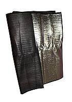 Туристический коврик двухсторонний, термоткань-фольга. 300х300см