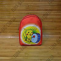 Детский рюкзак Pikachu Little 3 Цвета Красный, фото 1