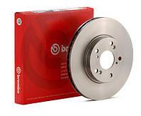 Тормозные диски передние BREMBO 09.8894.14 на Ваз 2110-2111-2112