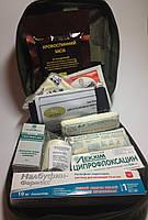 Аптечка медична військова для підрозділів спеціального призначення з кровоспинним засобом Z-складеним