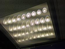 LED панель 595x595 Bellson (36W, рассеиватель «призма»)
