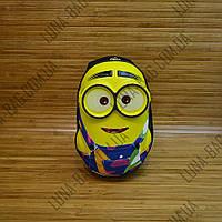 Рюкзак детский с панцирем Миньон Minion 3 Цвета Синий, фото 1
