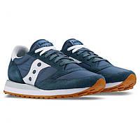 Мужские оригинальные кроссовки Saucony Jazz Original Blue White bddf4768587f6