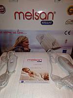 Электропростынь двухспальная Melsan Smart MS20104 140х160 cм; 2x60W; Турция