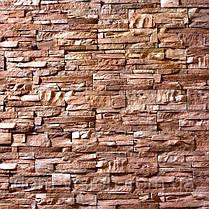 """Искусственный камень """"Манчестер"""" (гипс), фото 3"""