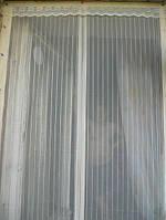 Дверная антимоскитная сетка на магнитах, 100 х 210 см