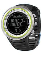 Часы спортивные FR802B для туризма (компас, альтиметр, барометр, шагомер..). Водозащита 5АТМ