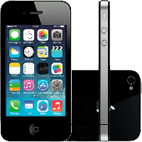 Смартфон Apple iPhone 4S 32Gb Black