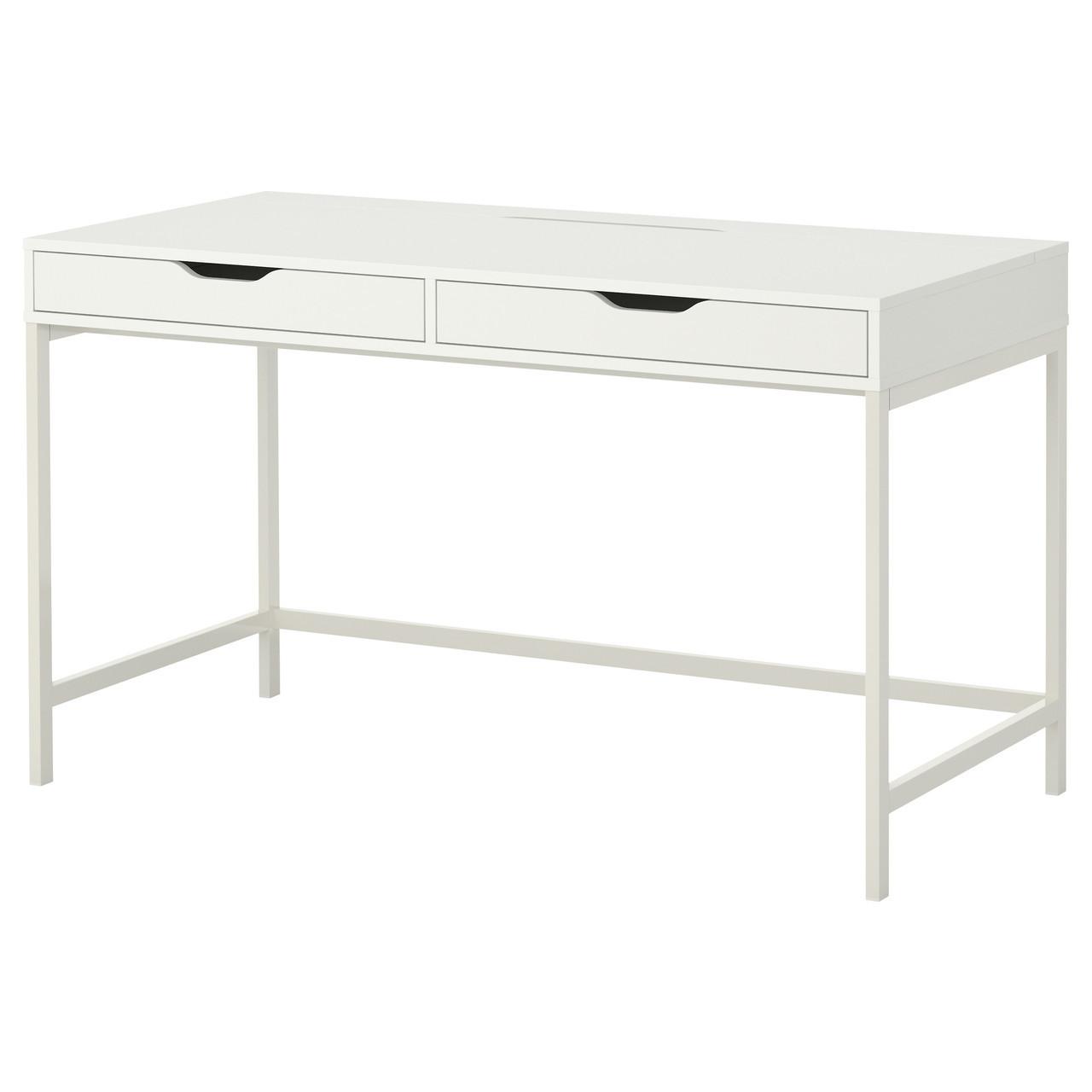 письменный стол Ikea Alex белый 40260717 цена 6 418 грн купить