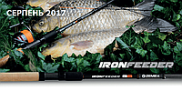 Фидерное удилище ZEMEX Iron Feeder 3м до 40гр - Южная Корея