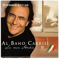 Музыкальный сд диск AL BANO CARRISI La mia Italia (2004) (audio cd)