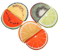 Яркий детский кошелек 2104 fruit