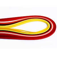 """Наборы для квилинга Folia 94091238 8цветов """"Мак""""№38(0,5см, 50см, 130г/м2)"""