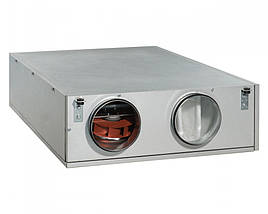Приточно-вытяжная установка ВЕНТС ВУТ 600 ПЭ ЕС, VENTS ВУТ 600 ПЭ ЕС с рекуперацией тепла
