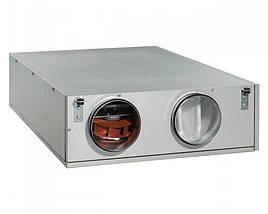 Приточно-вытяжная установка ВЕНТС ВУТ 1000 ПЭ ЕС, VENTS ВУТ 1000 ПЭ ЕС с рекуперацией тепла
