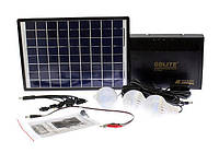 Портативная универсальная солнечная система GDLITE GD-8012