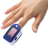 Цифровой Пульсоксиметр Напалечный Pulse Oximeter JZK-302 Измеритель Уровня Кислорода в Крови