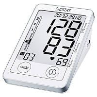 Тонометр автоматический на плечо Sanitas SBM 50 с сенсорным экраном,индикатором аритмии, Германия