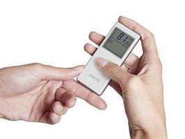 Аппарат ЭКГ Sanitas SME 85 для записи сердечного ритма, одноканальный, мобильный, Германия