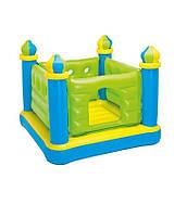 Детский надувной батут Intex 48257 Замок 132 х 132 х 107 см