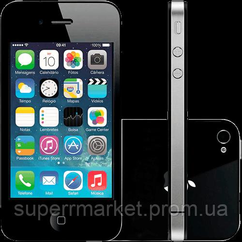 Смартфон Apple iPhone 4S 32Gb Black - Интернет-магазин M-MARKET в Днепре