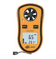 Цифровой анемометр Benetech GM8908 ( TAM817 ) ( 0,7-30м/с) (шаг измерения - 0,1 м/с) с измерением температуры