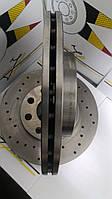 Тормозной диск Ланос