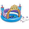 Детский надувной центр Intex 48669 Магический замок 130 х 91 см