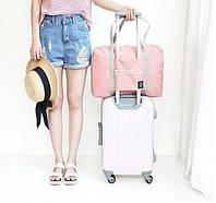 Легкая женская дорожная сумка-трансформер 2017 года