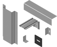 Системы навесных вентилируемых фасадов